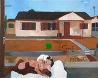 she mixed by henry taylor
