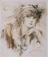 the princess by everett shinn