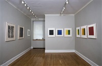 installation shot by barnett newman