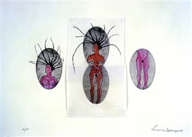 the young girl by louise bourgeois