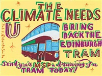 bring back edinburgh's trams by bob and roberta smith