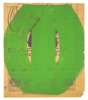 green form by ellsworth kelly