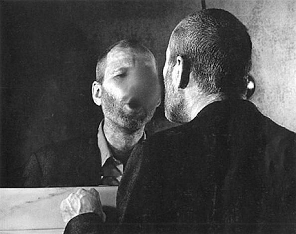 der fleck auf dem spiegel by dieter appelt