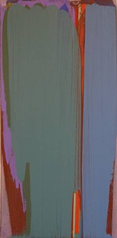 reflections i: green & blue by john copnall