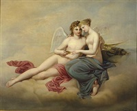amor und psyche / amor and psyche by antonio canova