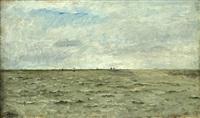 seestück / seascape by charles françois daubigny