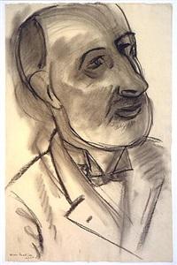 portrait du peintre pallady by henri matisse