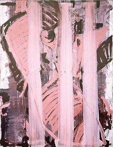 große kunst - ausstellung auf der messe 4. berliner kunstsalon 2007 by thomas lange