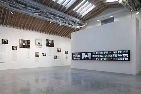 take care of yourself gallery installation view by sophie calle