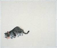cat by zhang peng