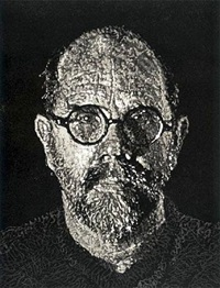 s.p. ii by chuck close