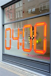 no drink before four by tobias rehberger