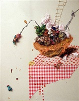 untitled (leftovers...) by angel otero