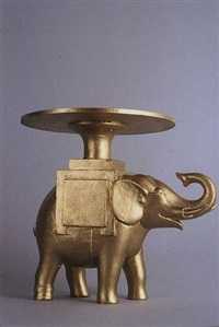 eléphantine (table à l'éléphant) by françois-xavier lalanne