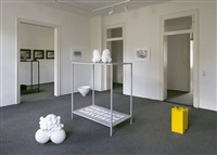 exhibition view barbara gross galerie by alicia framis