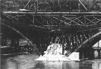 the tragedy of hughesovka bridge by tacita dean