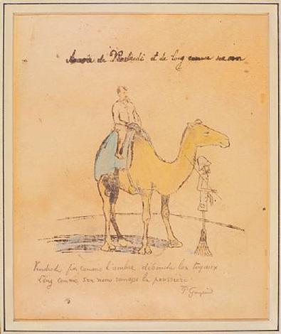 vendredi by paul gauguin