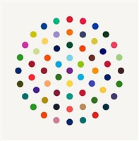 cineole by damien hirst