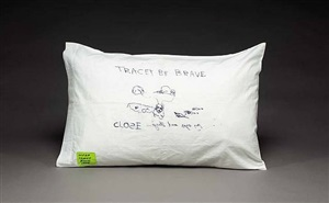 sleep by tracey emin