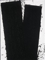 promenade notebook drawing iv by richard serra