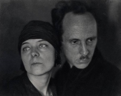 edward weston and margrethe mather 3, 1922 by imogen cunningham