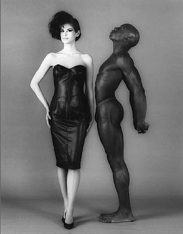 jill chapman and ken moody by robert mapplethorpe