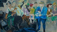 the street by william gropper