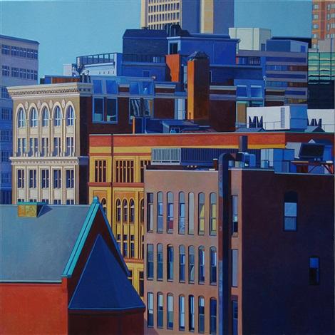 boston in november by john aquilino