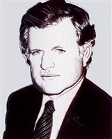 edward kennedy by andy warhol
