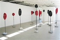 installation view by william j. o'brien