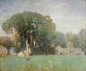 weir's place at windham by soren emil carlsen