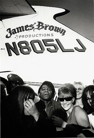 james brown by dennis hopper