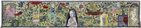 the walthamstow tapestry by grayson perry