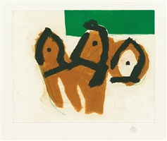 sirens ii by robert motherwell