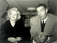 dimaggio and monroe duet by kashio aoki