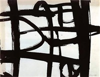 untitled by franz kline