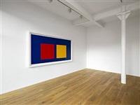 blue yellow red. summer 2009 by garry fabian miller