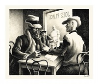 discussion by thomas hart benton