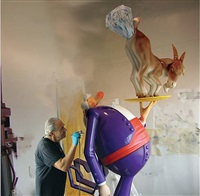 diamond in a goat's ass (a lyrically poetic euphemism for pretension) by robert williams