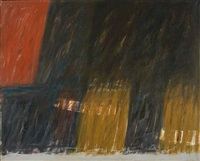 nightfall by jack tworkov