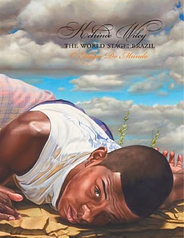 the world stage: brazil, hardcover, 64 pages / 41 color images, published by roberts & tilton by kehinde wiley