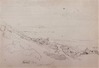 sennen cove by william trost richards