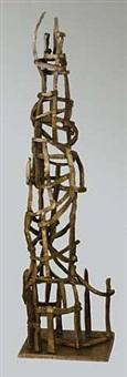 jacob's ladder no. 2 by dorothy dehner