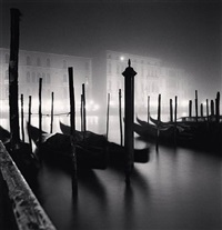 campo san vio viewpoint, venice, italy, 2007 by michael kenna