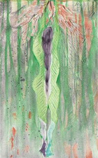 habio green by chris ofili