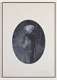 o.t. (oval) by eduard gorokhovsky