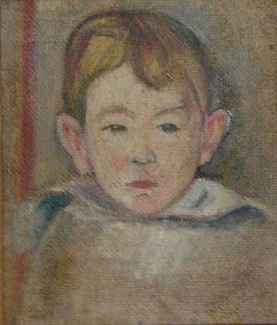 enfant créole by paul gauguin