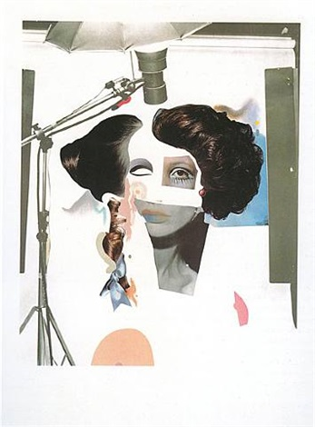 fashion plate by richard hamilton