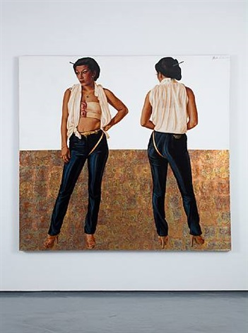 something like a bird: double barbara by barkley l. hendricks