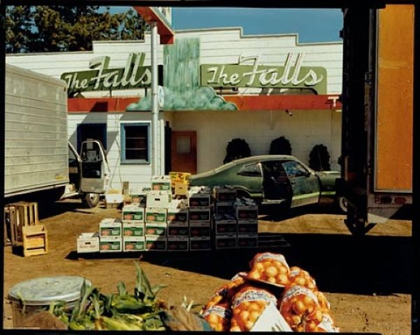 us10, post falls, idaho, august, 25, 1974 by stephen shore